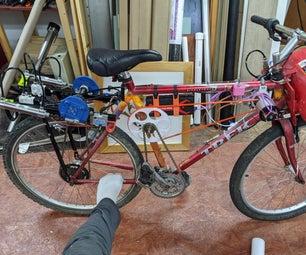 空气动力自行车 - 气动自行车!
