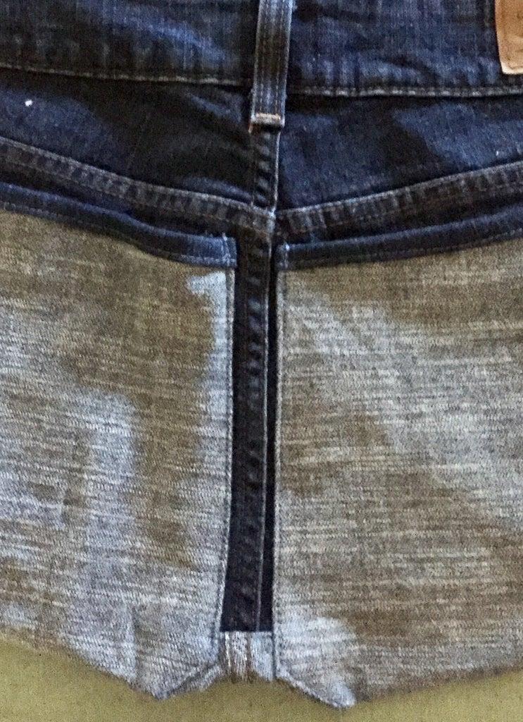 Stitch Back Pockets