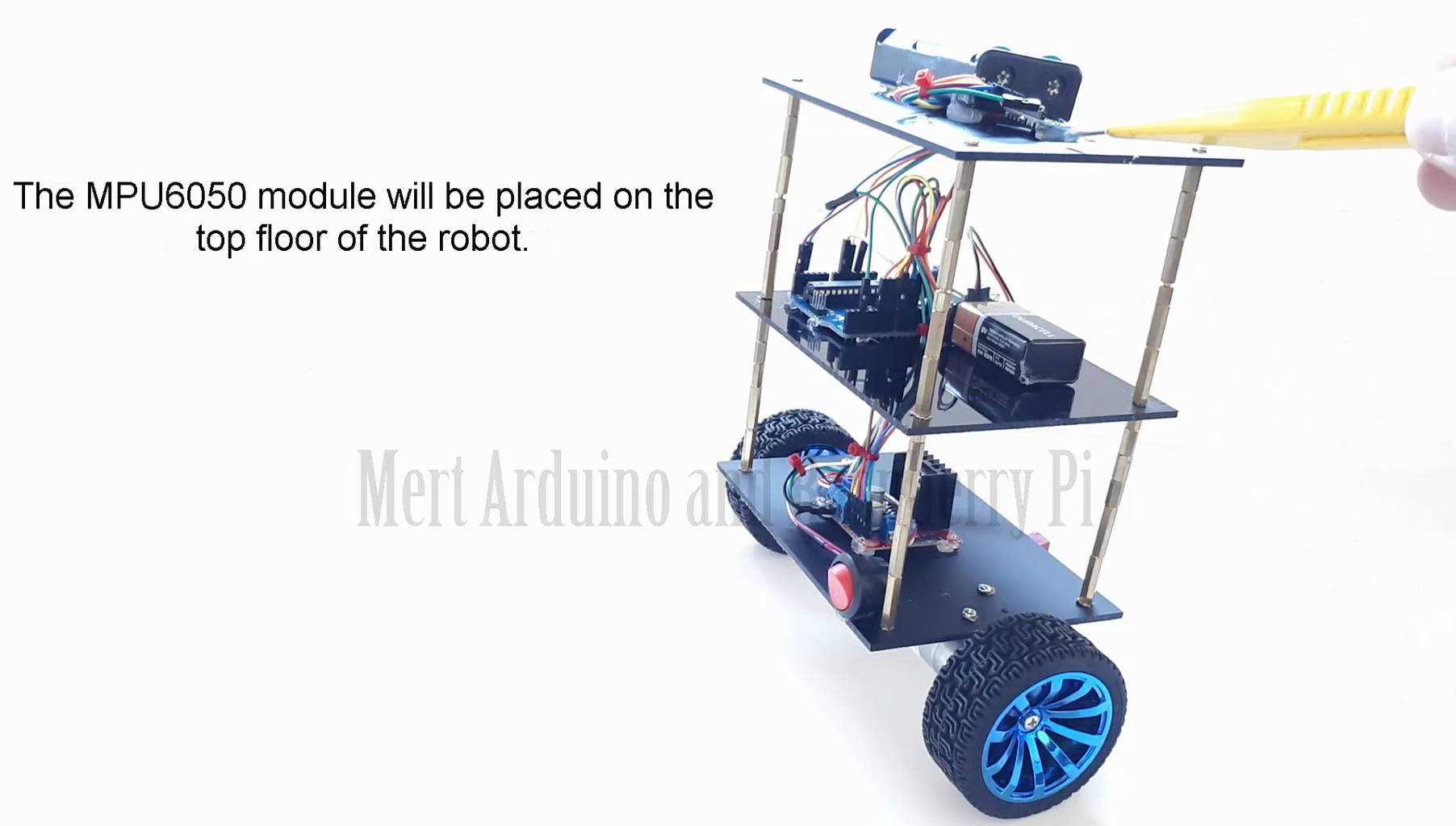 Assembly of the Robot