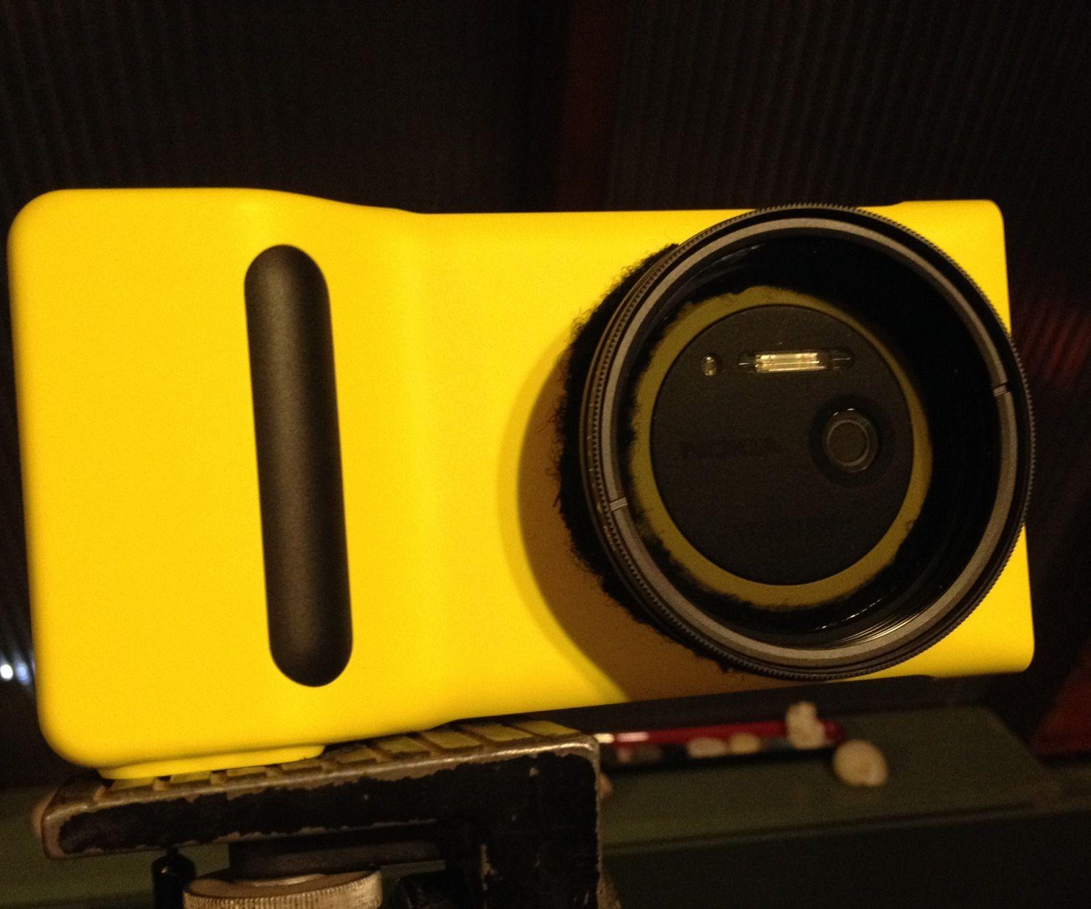 Nokia Lumia 1020 Filter Mount
