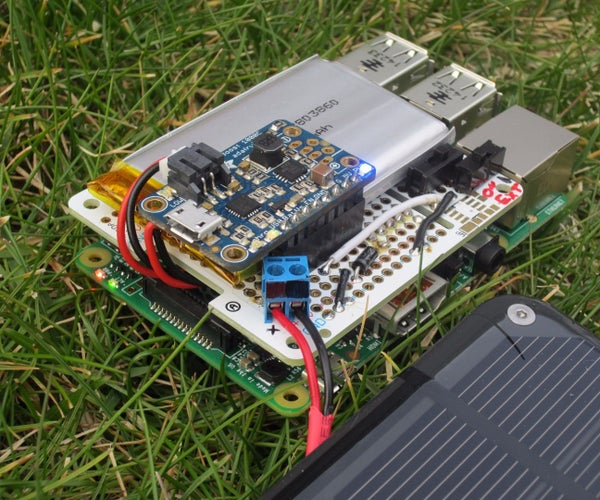 Raspberry Pi PowerHAT - Powering Your Pi, Simplified