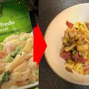 Frozen Entrées - Transforming From Inedible to Really Good