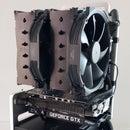 Open Frame Mini ITX PC