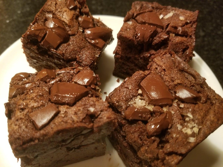 Super Fudgy Homemade Brownies!