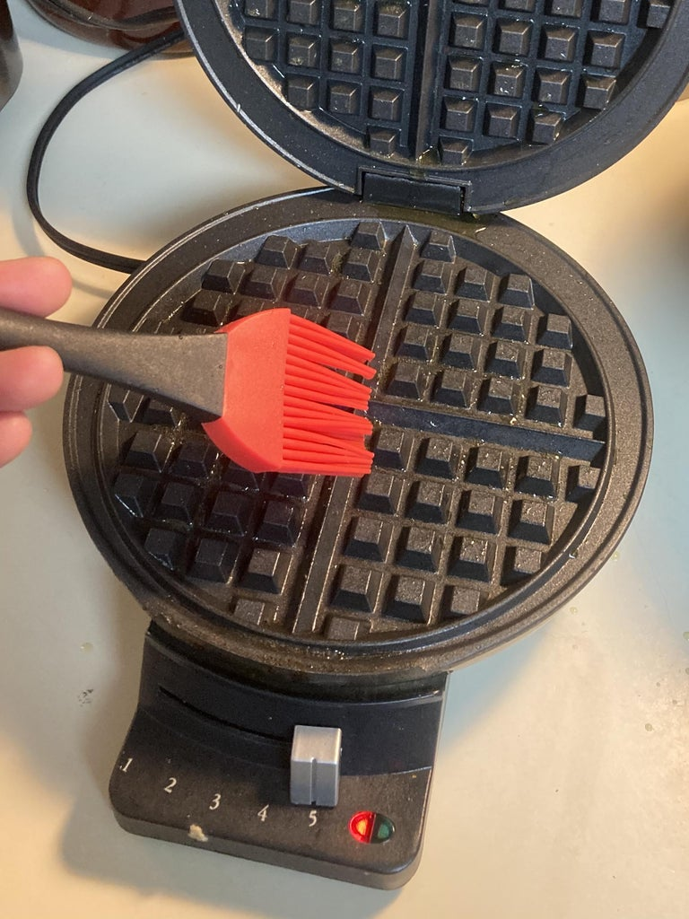Time to Waffle!