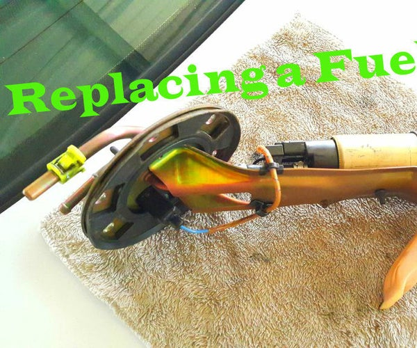 Replacing a Fuel Pump (Honda Civic 1999)!