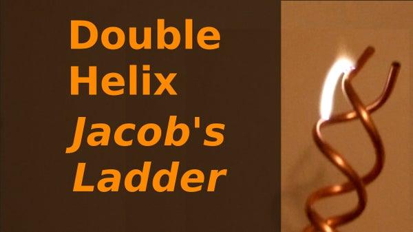 Double Helix Jacob's Ladder