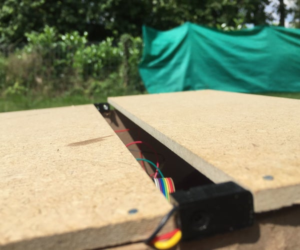 Sensor Based Motion-triggered Music Player