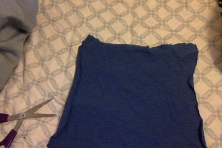 Step 2: the Old Shirt