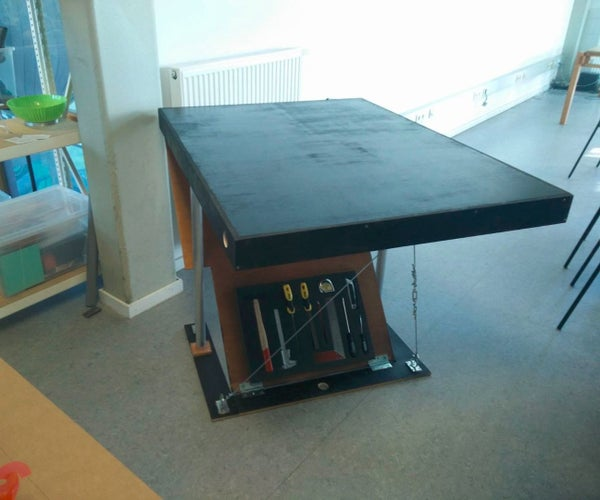 Flatpack Workbench