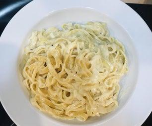 Alfredo Pasta the Easy Way