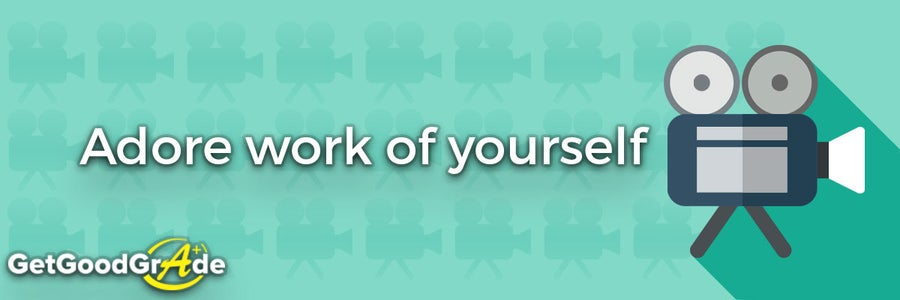 Adore Work of Yourself.