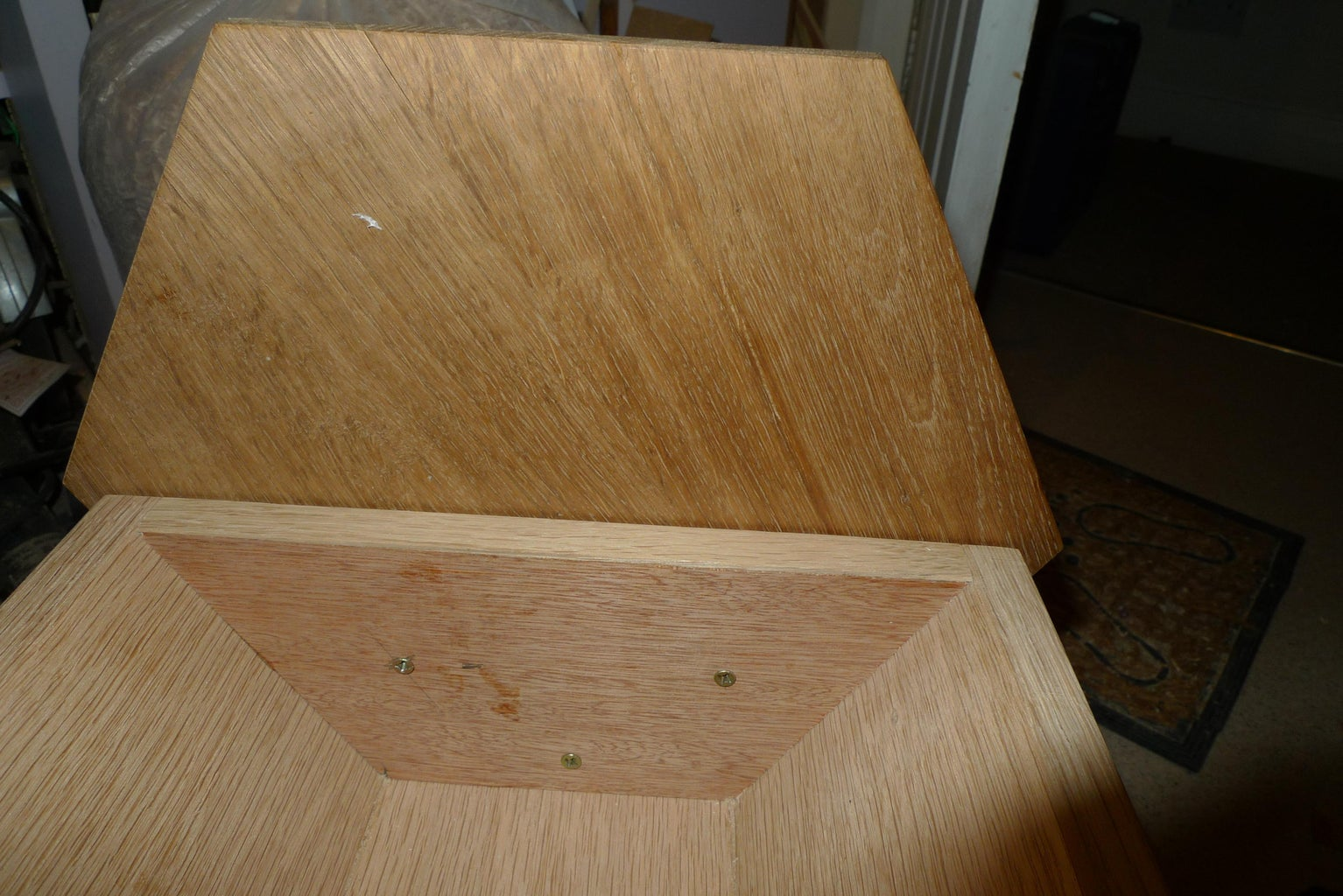 Add Drawer Front and Fit Drawer and Legs