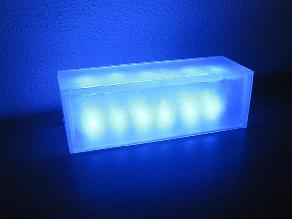Music LED Light Box