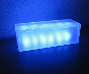 音乐LED灯箱