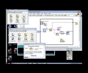 How to Read an Arduino Card Using LabVIEW