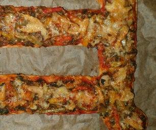 """"""" Π """" Pi Pizza"""