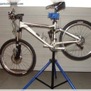 DIY Portable Bike Repair Stand