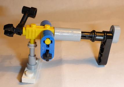 My Small Machine Gun From LEGO