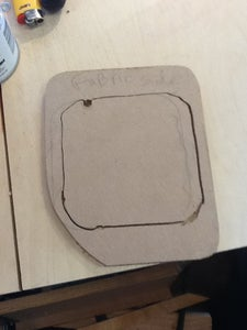 Replace the Speaker Cloth