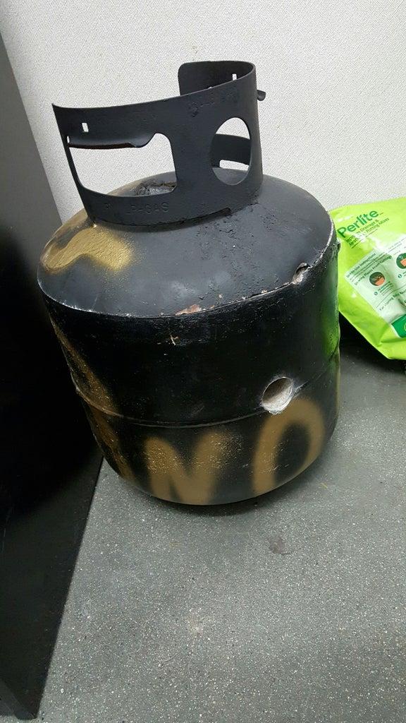 Drill Gas Supply Hole