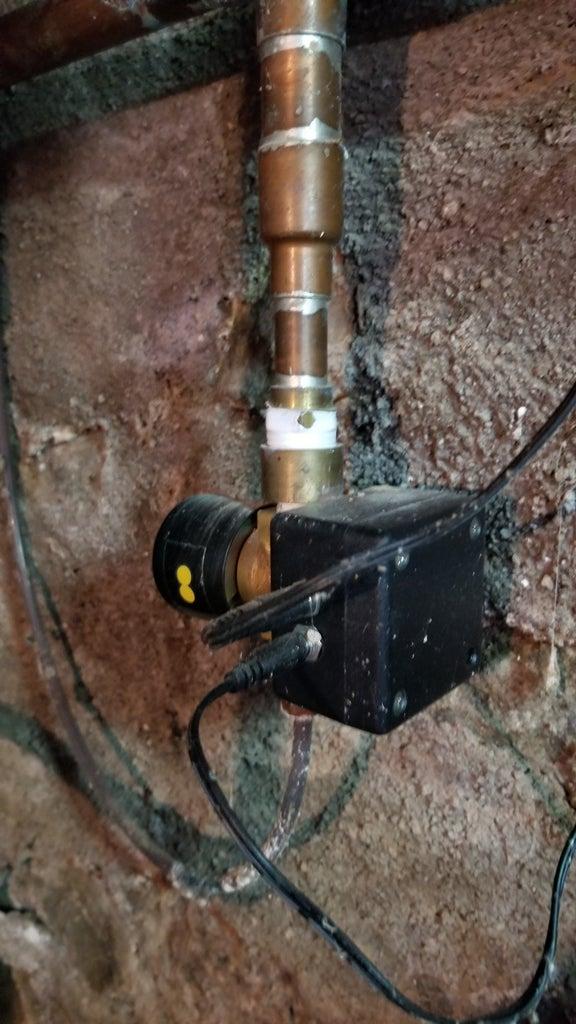 Unplug the Solenoid