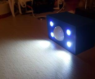 Mini Motion Sensor Lamp