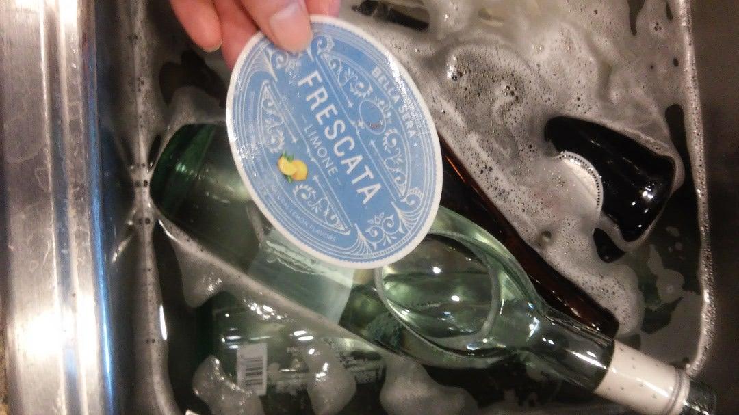 Peel Off Labels