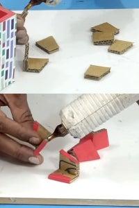 Let's Make Cardboard Stand!