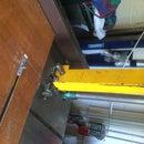 Bandsaw Circle Cutting Jig for porthole