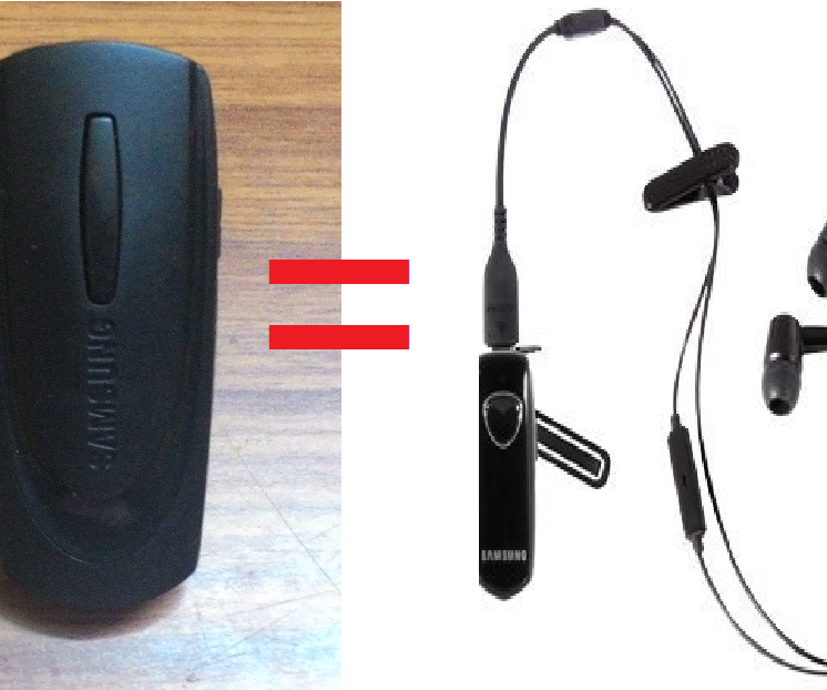 Convert your Bluetooth Headset Into Wired Bluetooth Headset