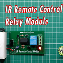 IR Remote Control Switch Using CD4017