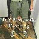 DIY Prosthetic Leg Foam Cover (Cosmesis)