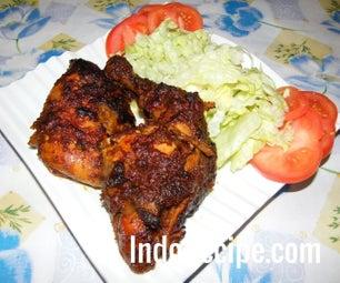Grilled Chicken (Ayam Panggang Kecap)