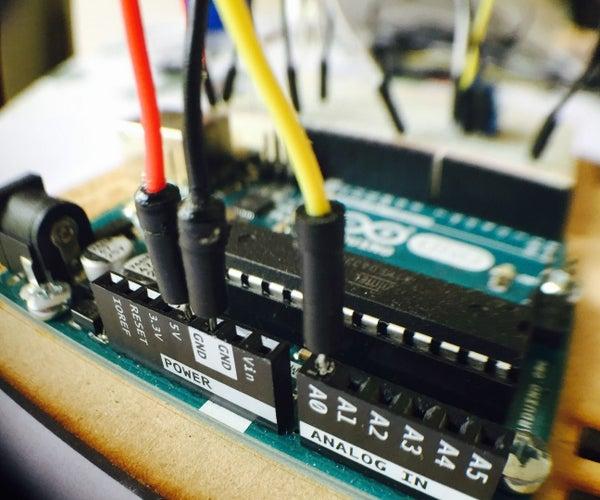 C/C++ En Arduino: Pines
