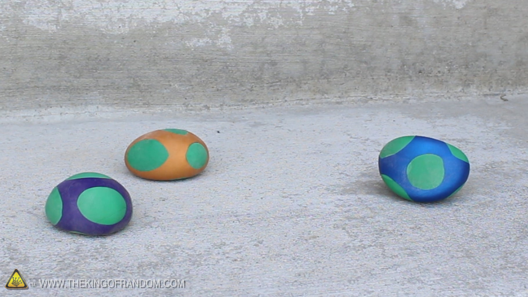 Ninja Turtle Eggs