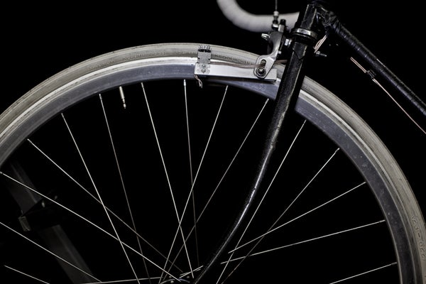 Regenerative Braking for Bicycle Safety