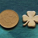 Four-leaf clover From Coin