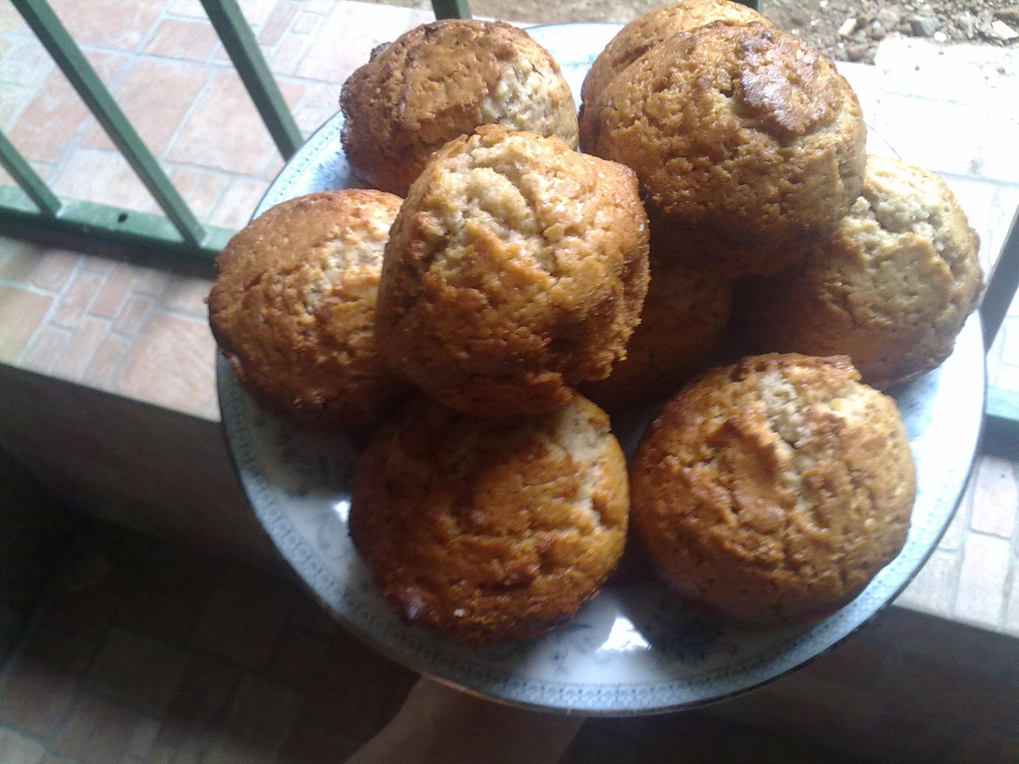 Cinnamon Muffins for all you Cinnamonoholics