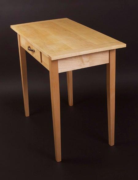 Simple Shaker-style Desk for Kate