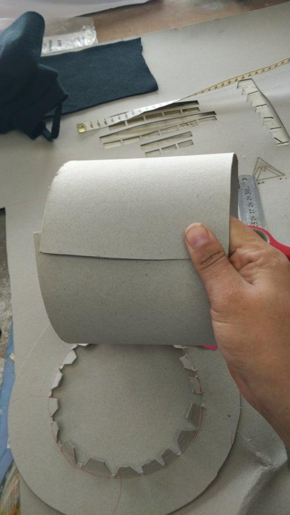 Glue the Tube Part