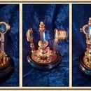 Steampunk Voltaic Arc Spectator (indispensable for Mad Scientists)