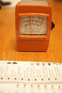 Using the Meter