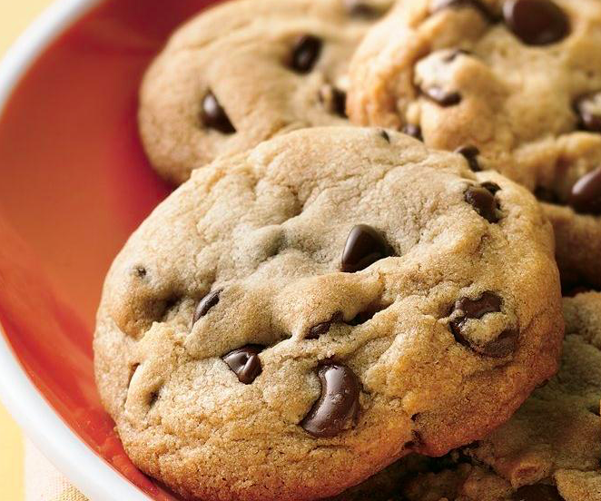 """The World's Best """"Soft"""" Chocolate Chip Cookies"""