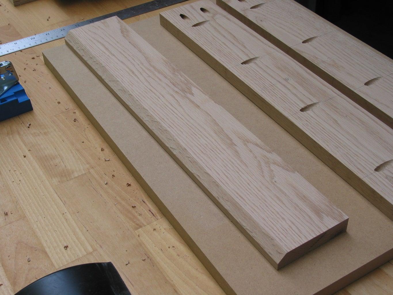 Making the Shelves & Adding Pocket Holes