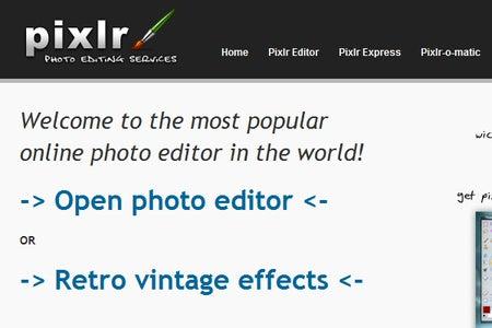 Open Pixlr
