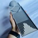 3D Printed Galton Board