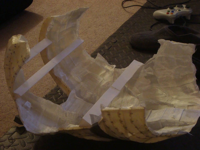 Harden Paper Base