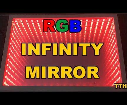 RGB Infinity Mirror