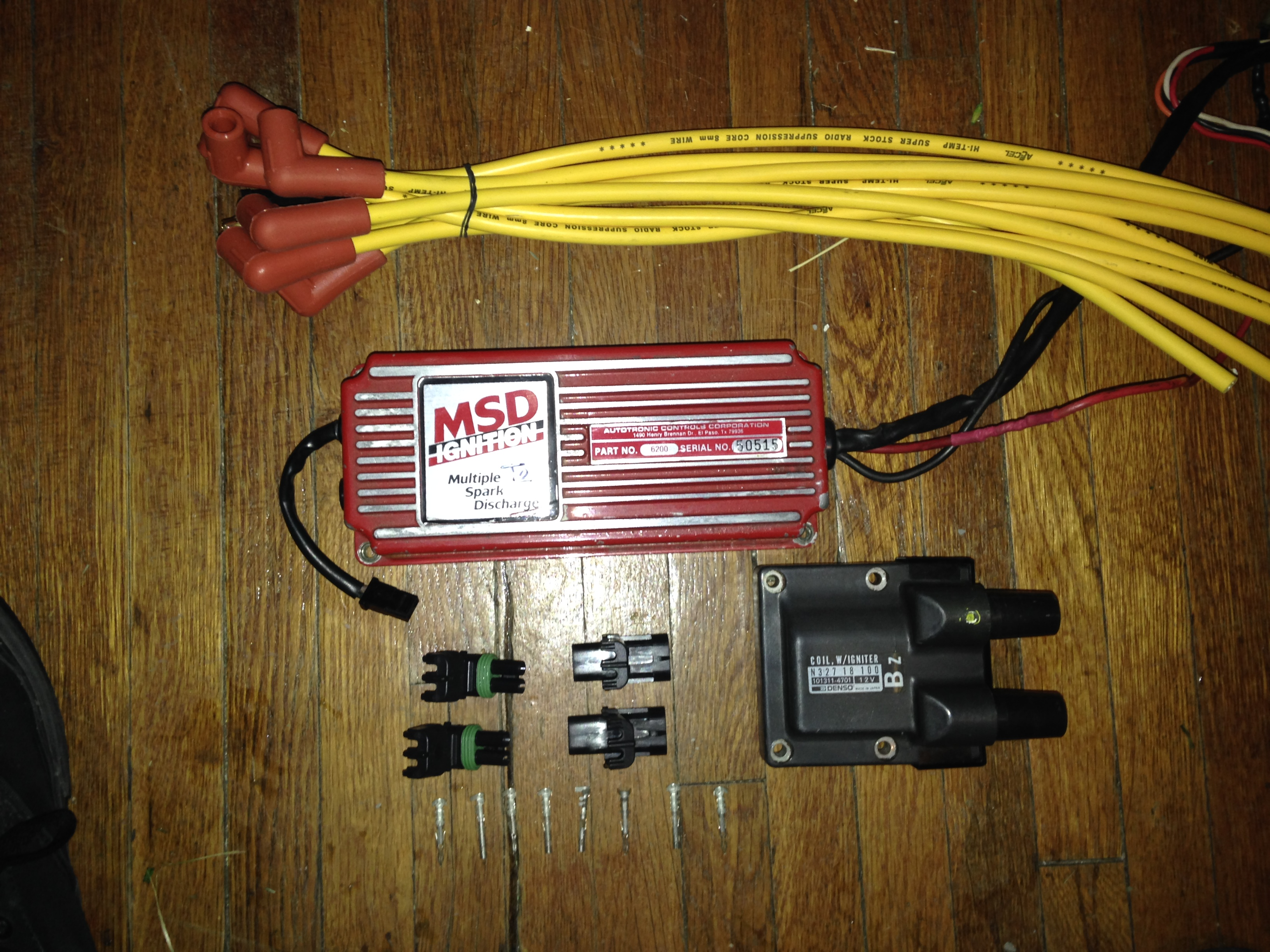 FD3S MSD and FC3S Ignition Coil Conversion